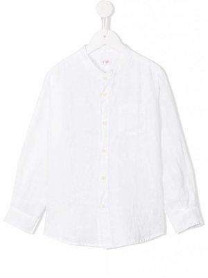 Il Gufo ilgufo Boys Linen Shirt