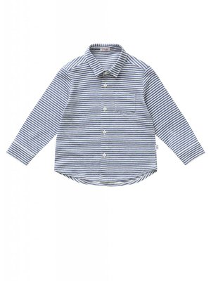 Il Gufo Il Gufo Boys Knitted Shirt