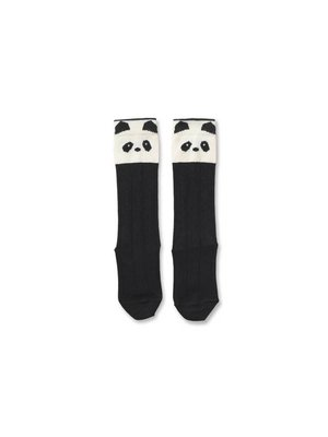 liewood Liewood Sofia Cotton Panda knee Socks