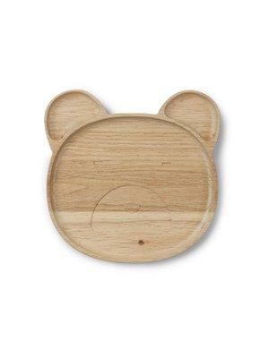 liewood Liewood Conrad Wood Plate
