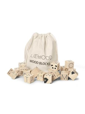 liewood Liewood Wood Block