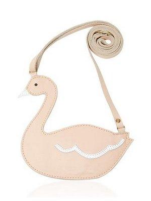 Donsje Donsje Toto Purse Swan