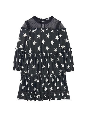 Monnalisa Monnalisa Star Dress