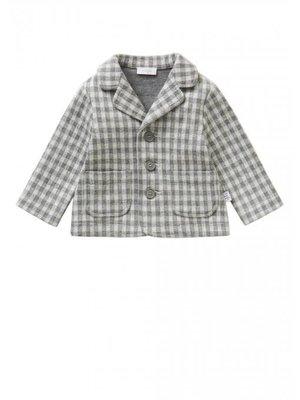 Il Gufo ilgufo Boy Plaid Jacket