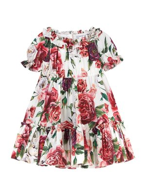 D&G D&G Peonie Dress