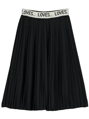 beauloves Beau Loves Pleated Skirt Black