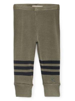 bobochoses BoboChoses Blue Stripes baby leggings