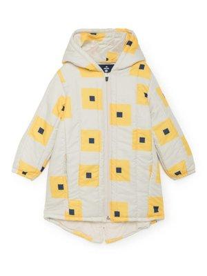bobochoses BoboChoses Squares hooded jacket