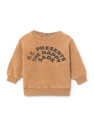 bobochoses BoboChoses The happy sads sheep baby Sweatshirt