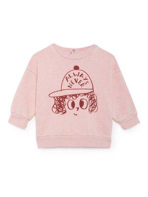 bobochoses BoboChoses Always never baby Sweatshirt