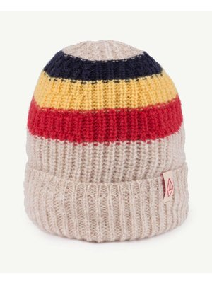 The Animals Observatory TAO Pony stripes hat