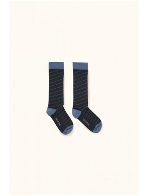 Tiny cottons Tiny Cotton Diagonal Stripes socks