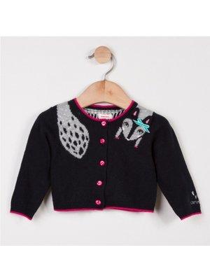 Catimini Catimini tricot jacquard Cardigan