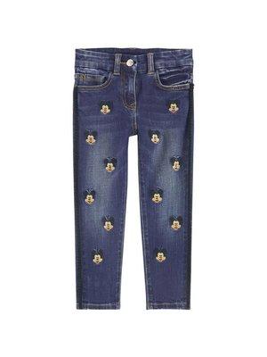 Monnalisa Monnalisa Mickey Mouse Jeans