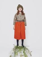 Leoca Leoca Long Milliers Skirt