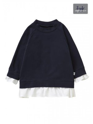 Il Gufo ilGufo Girl Sweatshirt Dress