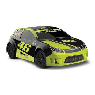 LaTrax Rally: 1/18 Scale 4WD Electric Rally Racer with Officially Licensed Painted Body
