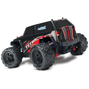 LaTrax Teton 1 18 Scale 4WD Monster Truck 76054-5 Red