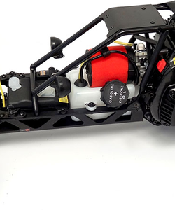 1/5 Scale 275A 27.5cc Gas Ready To Run RTR Gas Baja Buggy (Black)