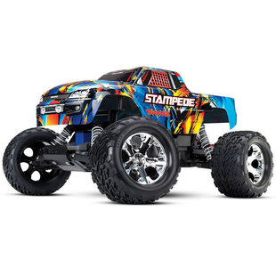 36054-4 Stampede XL-5 Monster Truck TQ 2.4GHz Rock N Roll