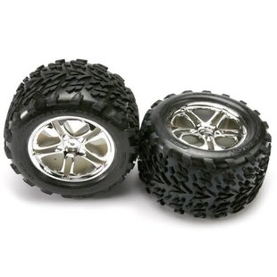 5174 TIRES/WHEELS ASSM SS CHRM