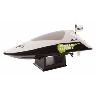 Aqua Dart RTR Boat-White/Black