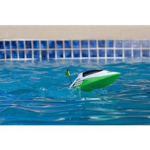 Aqua Dart RTR Boat-White/Green