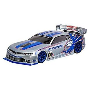 Chevy Camaro Z/28 Clear Body, 190mm : Touring Car
