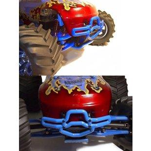 Front Bumper Blue T/E-Maxx