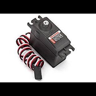 2075X - Servo, digital high-torque, metal gear (ball bearing), waterproof