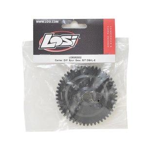 Center Diff Spur Gear, 50T: DBXL-E
