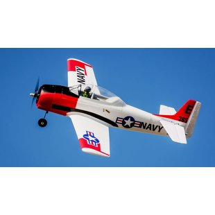 T-28 Trojan 1.1m BNF Basic w/AS3X and SS