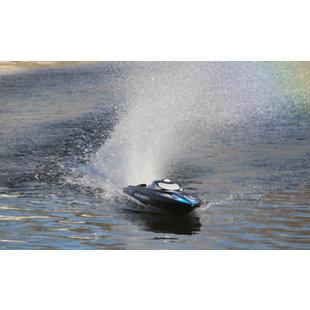 Rage RC Black Marlin Brushless RTR Boat