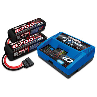 4S 6700mAh Completer Pack: 2890X (2)/2971 (1)