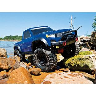 82024-4-BLUE TRX-4 Sport 4WD Sport TQ 2.4GHz Blue