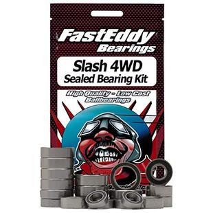 Sealed Bearing Kit-TRA Slash 4WD