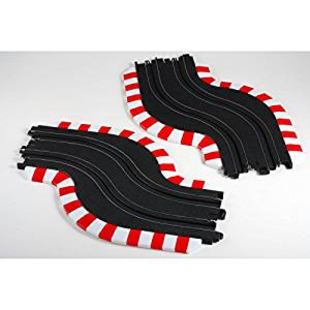 Slot Track Chicane Set, L&R