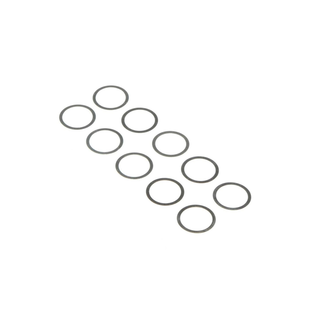10 x 14mm Shims, 0.1 & 0.2mm (5ea.)