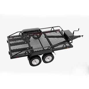 BigDog Dual Axle Scale Car/Truck Trailer