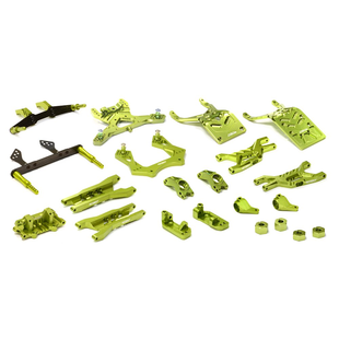 T8651GREEN T3 Complete Suspension Kit 1/10 Stampede 2WD