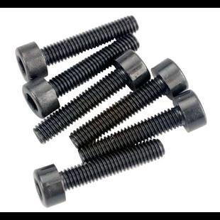 Traxxas 2586 Hex-Drive Cap-Head Machine Screws, 3x15mm (set of 6)