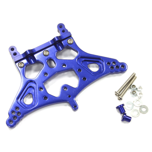 09 Alloy Rear Shock Tower for Rustler 2WD (XL5, VXL) T8083BLUE
