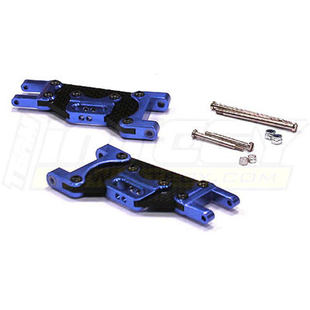 Front Lower Arm for Traxxas 1/10 Electric Stampede 2WD & Slash 2WD T7951BLUE