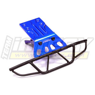 HD Front Bumper for 1/10 Electric Slash 2WD T7947BLUE