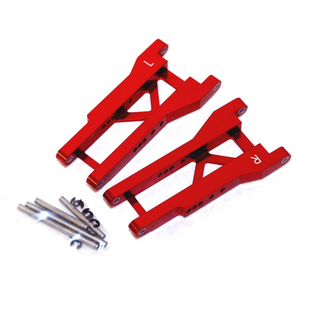 ST2555R Mach Alum Rear A-Arms Red Slash/Nitro Slash