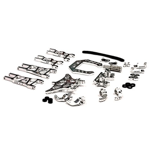 Evolution Conversion Set for Traxxas 1/10 Rustler 2WD XL5 & VXL T8031SILVER
