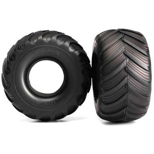 Traxxas 3667 Monster Jam Replica Tires and Foam Inserts, 2-Piece