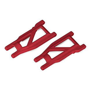 Traxxas Suspension arms, red, Front/Rear (Left & Right) (2) (Heavy Duty, Cold Weather Material