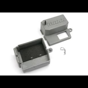 Traxxas 5159 Receiver Box, Clip and Foam Pad