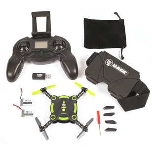 Rage RC 3050 Orbit FPV Pocket RC Drone Ready to Fly